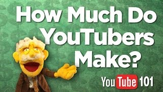 How Much Do YouTubers Make? SECRETS REVEALED!