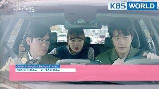 Today Highlights-K-RUSH Season 3/Love Returns E107/Queen of Mysterty 2 (Final)[2018.04.20]