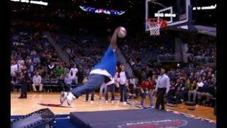 NBA Worst Dunk Contest Attempts