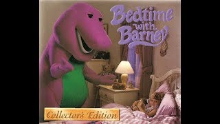 Bedtime with Barney Tape 6
