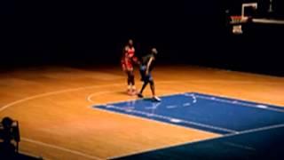 Young Michael Jordan vs Old Jordan Advertisement