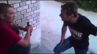 [STREET FIGHT] You slapped the wrong guy!