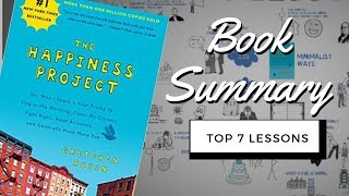 The Happiness Project by Gretchen Rubin   Animated Book Review