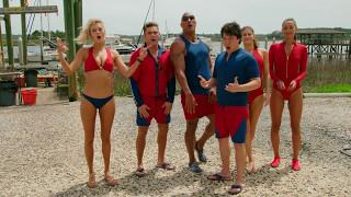 Behind The Scenes on Baywatch - Movie B-Roll & Bloopers - Dwayne Johnson, Alexandra Daddario