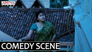 SVSC Movie Anjali Rain Scene || Venkatesh, Anjali