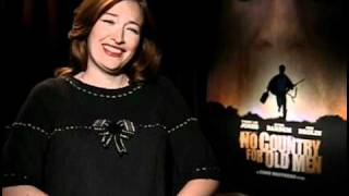 No Country for Old Men - Interviews with Tommy Lee Jones and Javier Bardem and Josh Brolin