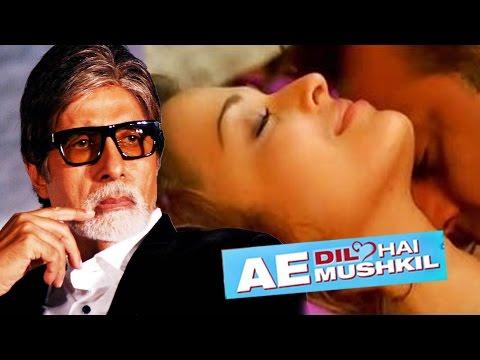 Xxx Mp4 Bachchan Family REACTS To Aishwarya Ranbir S HOT Scenes In Ae Dil Hai Mushkil 3gp Sex