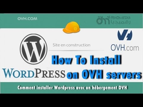 How To Install WordPress in OVH Servers