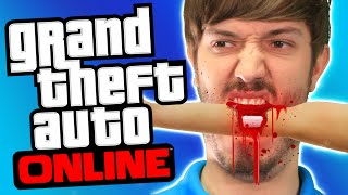 IS HE A CANNIBAL? (GTA 5 Online)