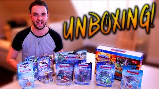NEW Skylanders Superchargers UNBOXING! w/ Ali-A