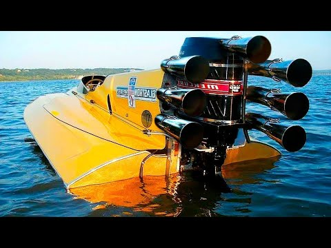 WHAT IS THE FASTEST BOAT 10 FASTEST BOATS EVER MADE