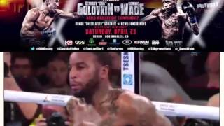 Gennady Golovkin vs Dominic Wade Full Fight