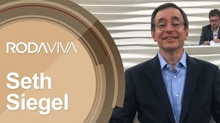 Roda Viva | Seth Siegel | 08/01/2018