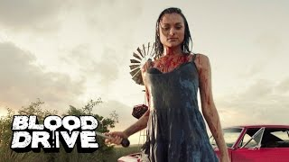 BLOOD DRIVE   Official Trailer #1   SYFY