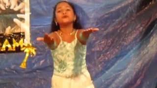 MALAYALAM ...DANCE PERFORMANCE BY PONNU....MINNALE MINNALE..