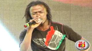 Juliani and Eko Dydda Electrifying LIVE Perfomance at Groove awards 2012
