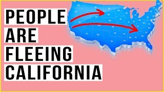 People Are Fleeing California and Going To THIS State! Can You Guess Which?