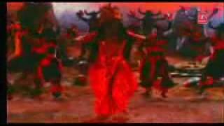 Hema Malini Tandav as Kaali Maa in (Om Jai Dakshineshwari Kaali)
