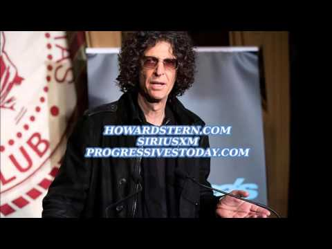 watch HOWARD STERN SCHOOLS LIBERAL PRODUCER ON 2ND AMENDMENT