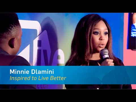 Download Inspired to Live Better | Minnie Dlamini | Live Better Talks free