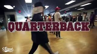 Quarterback @youngthug (Melvin Timtim choreography)