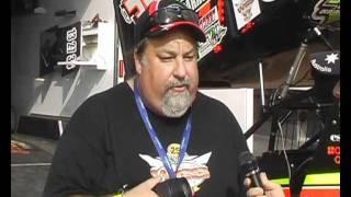 Wade Aunger Commentator for Hi-Tec Oils World Series Sprintcars