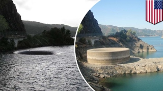 Lake Berryessa: Glory Hole spillway in center of attention as reservoir reaches capacity - TomoNews