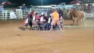 Eagle Pass, TX - Bull Poker