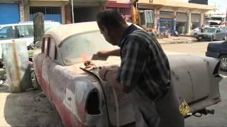 هذه قصتي - علي لاولاو...هاوي جمع سيارات قديمة