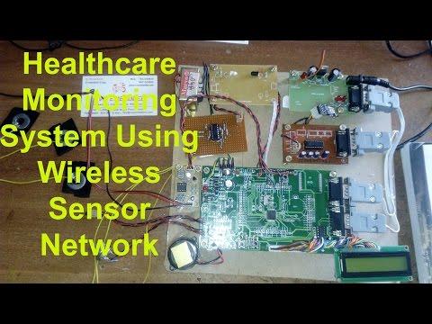 Healthcare Monitoring System Using Wireless Sensor Network