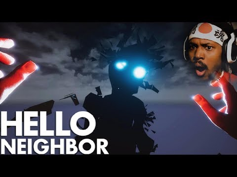 NOW WE KNOW WHY THE NEIGHBOR KIDNAPPED US | Hello Neighbor ENDING