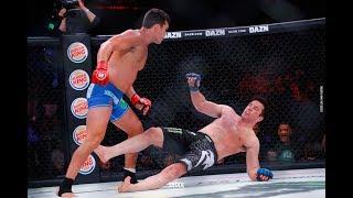 Bellator 222 Highlights: Rory MacDonald, Lyoto Machida Get Wins - MMA Fighting