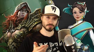 BANNED! New Overwatch 3-Strike System; Remove All Support Builds? (Diablo 3 gameplay)