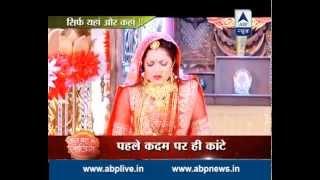 Gayatri walks on thorns; Rana ji lifts her up!