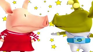 Olivia the Pig   Ian the Alien!   Olivia the Pig Full Episodes   NEW EPISODES   Cartoons for kids