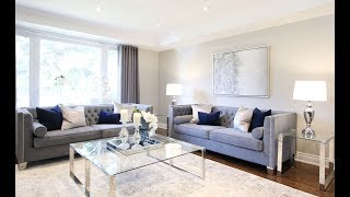 Living Room Makeover/Reveal - Kimmberly Capone Interior Design