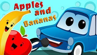 Kids TV Channel | Zeek And Friends | Apple And Bananas | Nursery Rhymes For Kids