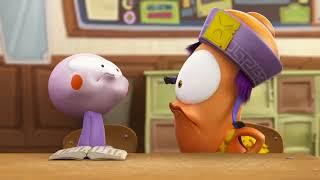 Funny Animated Cartoon   Spookiz   How To Read   Cartoon For Children