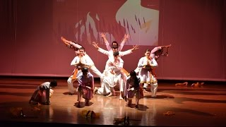 Malhari Dance Choreography, Bajirao Mastani dance performance.