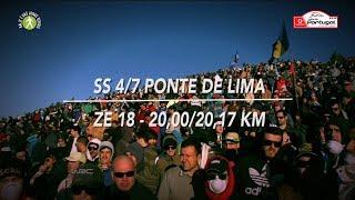 ZE 18 – Ponte de Lima SS 4/7 - Vodafone Rally de Portugal 2018