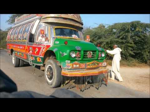pakistan bus horn punjab bandial sargodha multan lahore