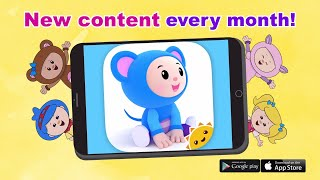 Video Reactions Promo   Download Fun App   Music, Videos, Games and More   Mother Goose Club
