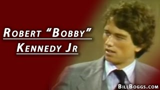 """Robert """"Bobby"""" Kennedy Jr Interview with Bill Boggs"""