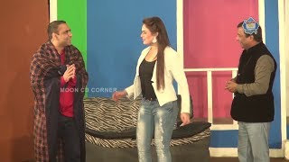 Mubarkan New Pakistani Stage Drama Full Comedy Funny Show 2017