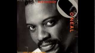 ALL THAT MATTERS TO ME alexander o'neal