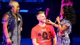 TLC with fan - Red Light Special Live in Sydney - Nov 2016