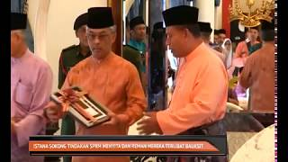 Istana sokong tindakan SPRM menyita dan reman mereka terlibat bauksit
