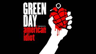 Green Day - Jesus Of Suburbia - [HQ]