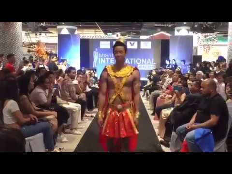 11th Mister International National Costume Competition