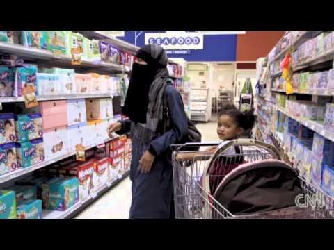 Muslim Women Who Wear The Hijab And Niqab